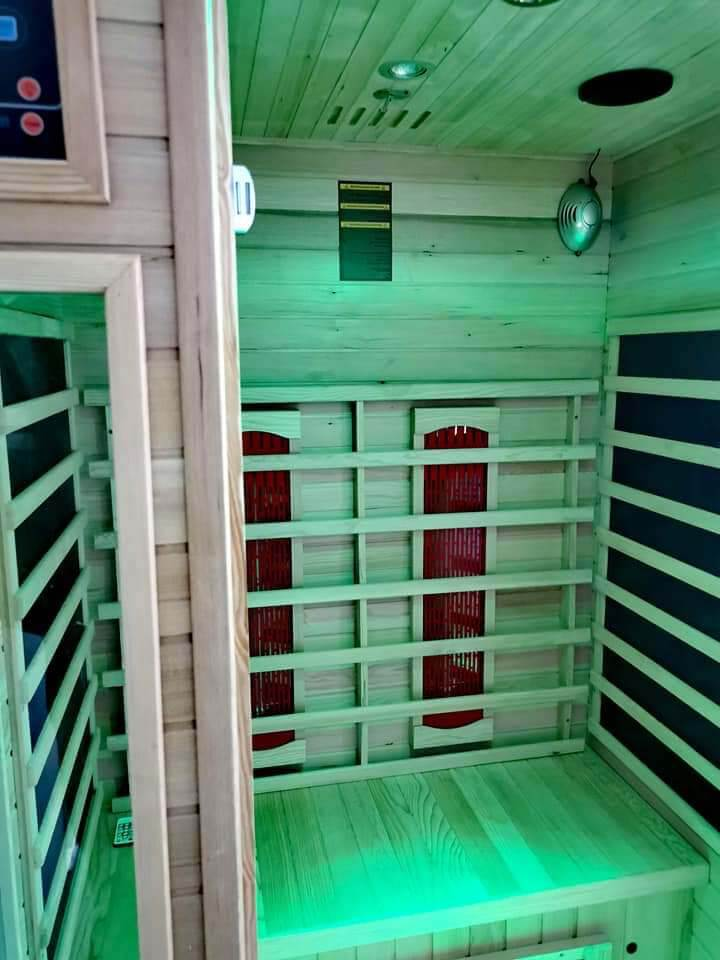 Sauna-Treissmann-Ferienhaus