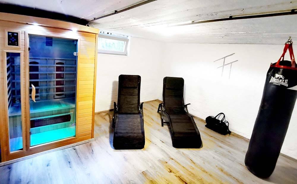 Saunabereich-Treissmann-Ferienhaus