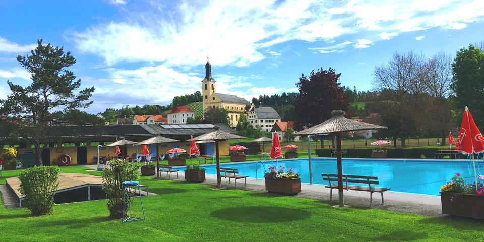 Freibad Leutschach