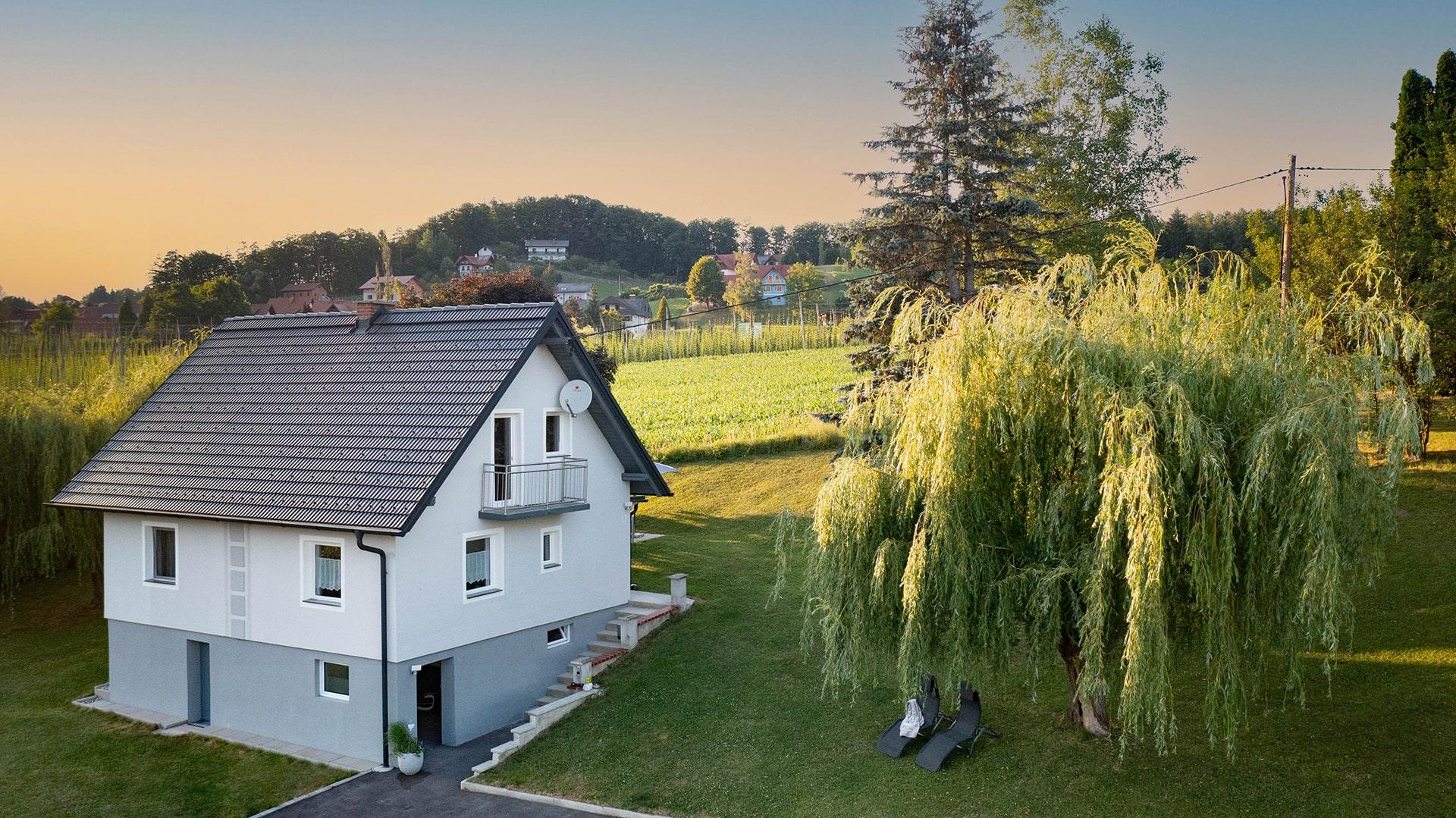 %Ferienhaus Treissmann Südsteiermark%